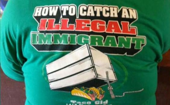 how to catch an illegal immigrant