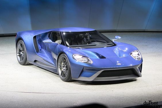 1894hp Twin Turbo Ford GT