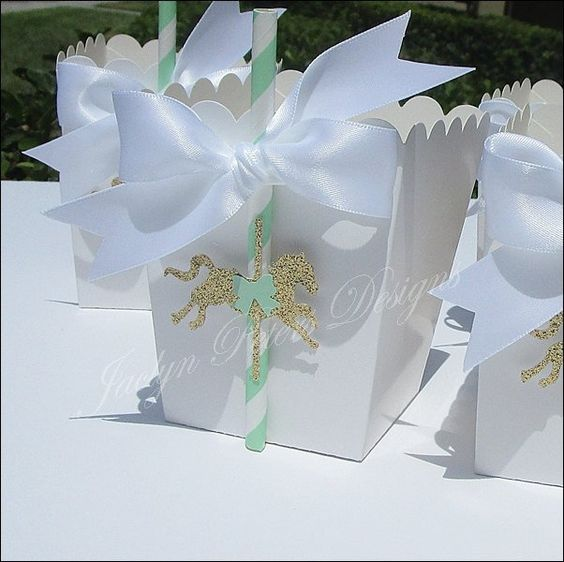 #Carousel #Party #Favors Do It Yourself #Kit