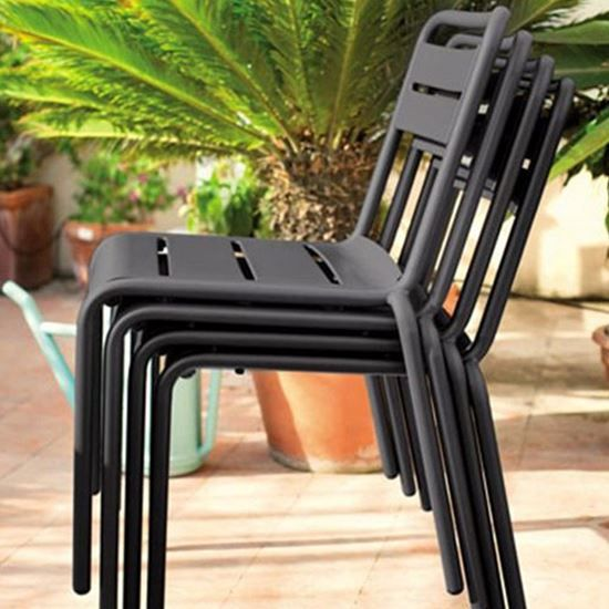 Star 161 Side Chair In 2020 Outdoor Restaurant Patio Restaurant