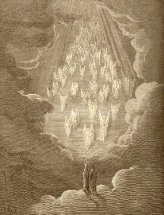 Spirits ~ Dante