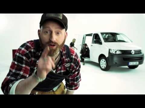 Auf den Deckel - Schlau zum Bau (Clever construction) | Volkswagen Accessoires