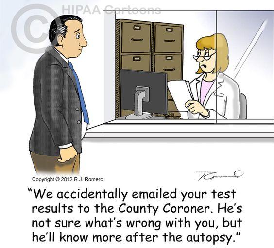 HIPAA Humor