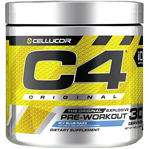 Free 2 Day Shipping On Qualified Orders Over 35 Buy Cellucor C4 Original Pre Workout Powder Sugar Free Preworkout Pre Workout Supplement Workout Supplements