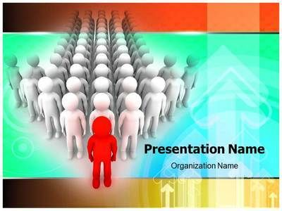 powerpoint organizational leadership leadership powerpoint template