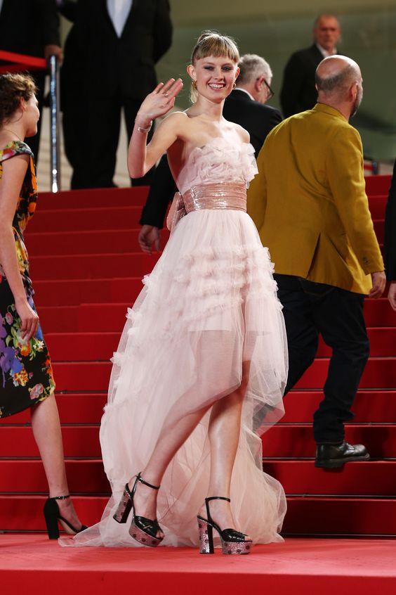 Tapete Vermelho Cannes 9 Moda And Debutante