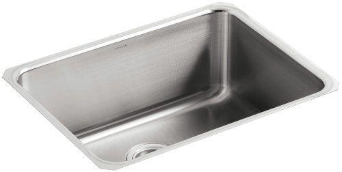 KOHLER K-3325-NA Undertone Extra-Large Squared Undercounter Kitchen Sink, Stainless Steel Kohler http://www.amazon.com/dp/B000MTI04W/ref=cm_sw_r_pi_dp_sikrwb14FWNJX