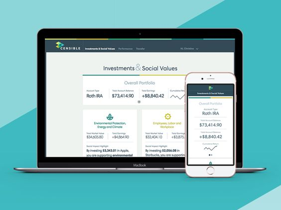 Investing App by Neo Innovation