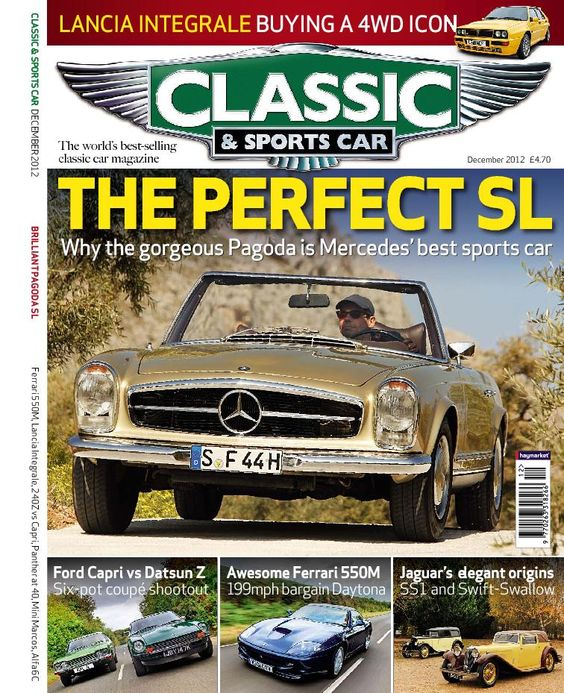 Classic & Sports Car  Magazine - Buy, Subscribe, Download and Read Classic & Sports Car on your iPad, iPhone, iPod Touch, Android and on the web only through Magzter