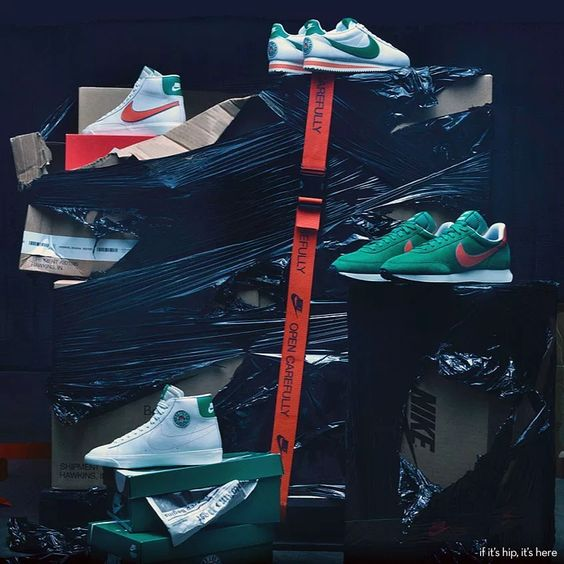 Nike launches Stranger Things Sneakers and Apparel for Season 3!