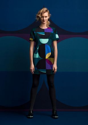 Marimekko's winter 2014 collection