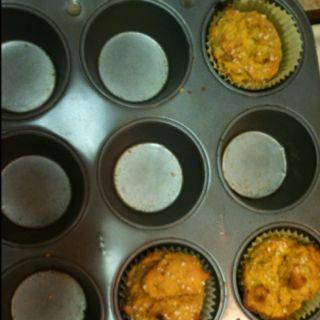 Squash Corn Muffins were a hit!