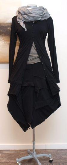 stilecht - mode für frauen mit format... - rundholz black label - Shirt earth - Winter 2013