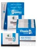 Vitamin D3 50000 IU - 10-15 CT Blisters 150 Count