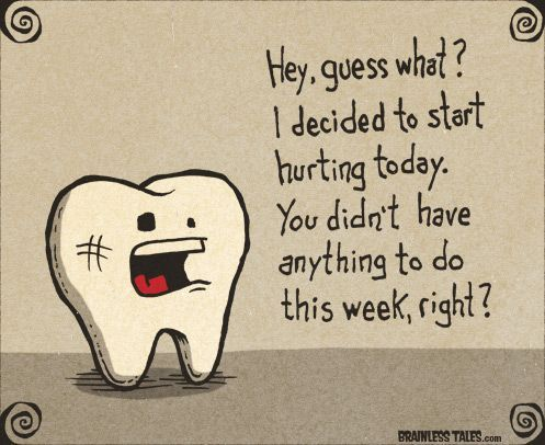 Happy Monday! If you've got a problem like this, don't hesitate to call us! 512-474-5233 #Austin #Dentist #ATX