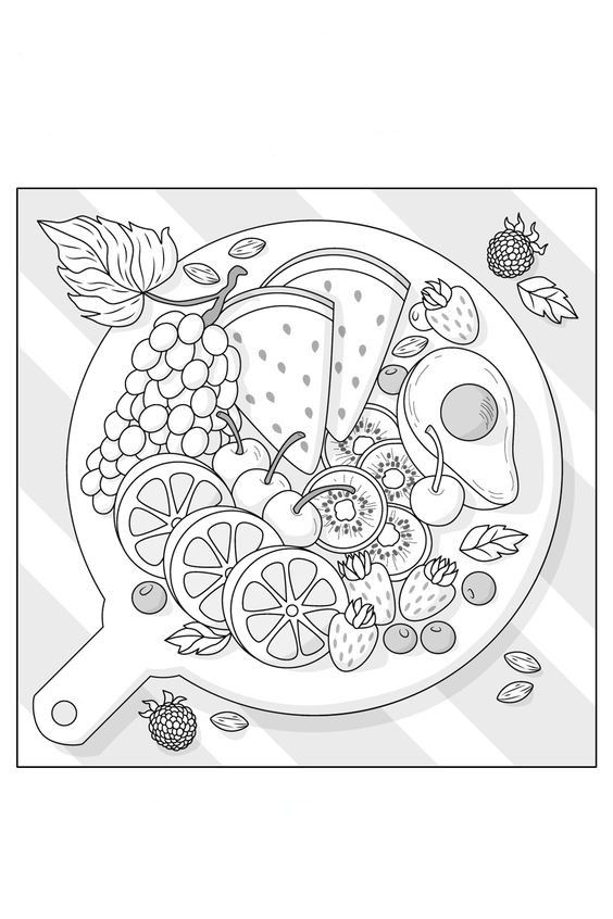 Omeletozeu Cute Coloring Pages Color Therapy Bird Coloring Pages