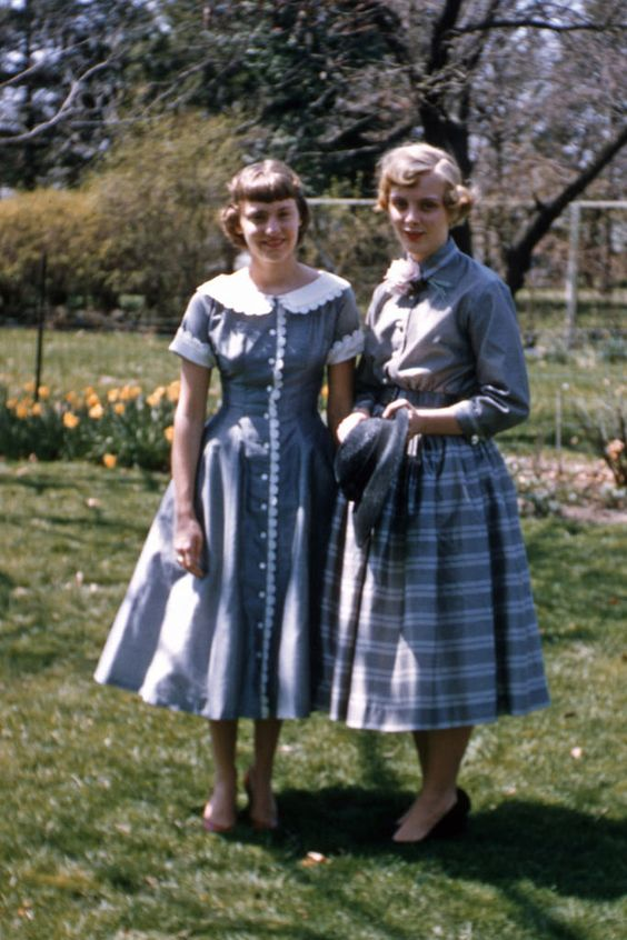 The United States 60 Years Ago – Beautiful Color Pictures Capture Everyday Life of Americans in the 1950s