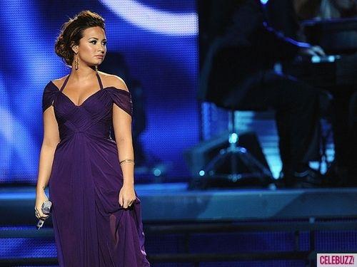 The gorgeous Demi Lovato.