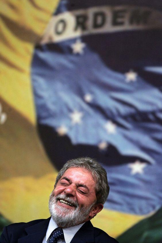 #Lula, ex-presidente do #Brasil.: