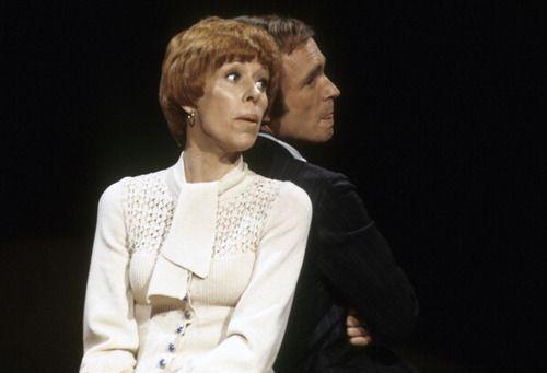 Carol and Dick Cavett