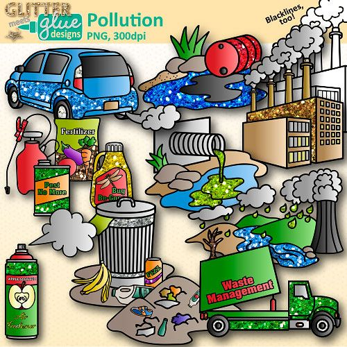 industrial pollution clipart - photo #49