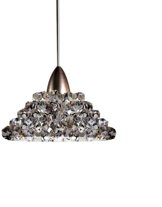 WAC Lighting QP543 Giselle 1 Light Low Voltage Quick Connect Track ...