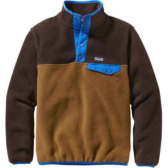 Boys&39 Lightweight Synchilla Snap-T Pullover (Youth) Patagonia at