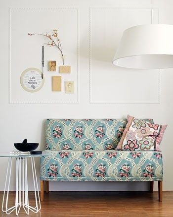 Querido Refúgio, Blog de decoração e organização com loja virtual: Estampas nos Sofás e Poltronas: