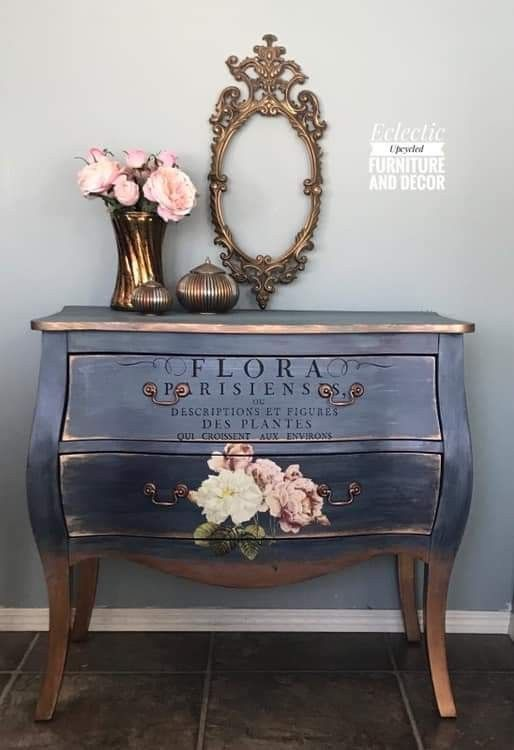Dresser Vintage Vintage Dresser In 2020 Recycled Furniture Painted Furniture Redo Furniture