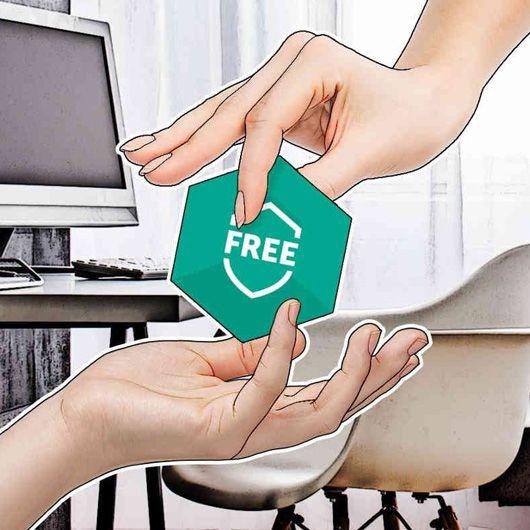 365 Days Free Activation - Download Kaspersky Free Antivirus