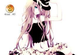 Resultado de imagen para anime chica con bufanda