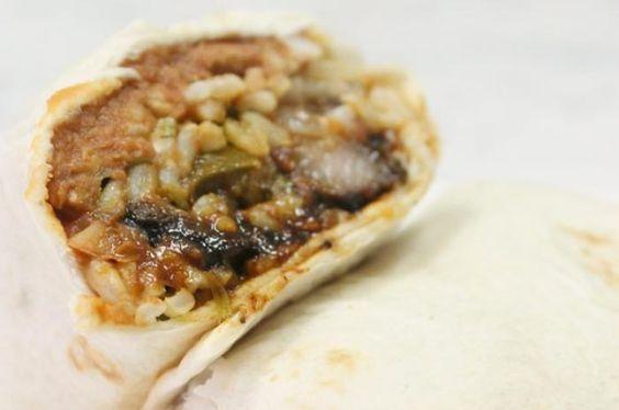 Breakfast Burrito from The 10 Best Burrito Recipes