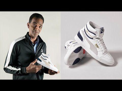 2019 PUMA Ralph Sampson Mid OG   حذاء بوما الجديد YouTube