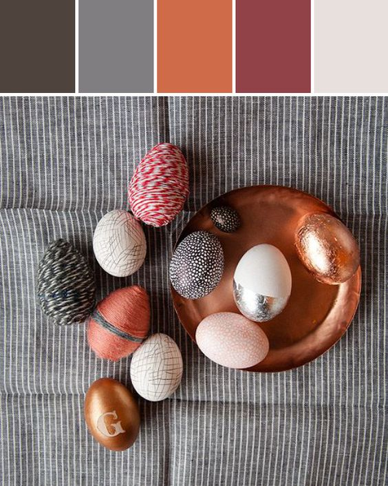 10 Palettes | Easter Egg Colors - Stylyze