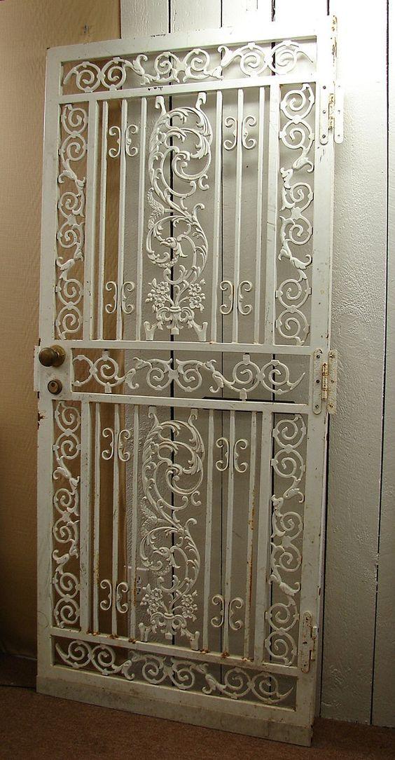 Gardens Iron Gates And Garden Gates On Pinterest