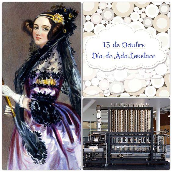 El 15 de Octubre se ha celebrado en todo el mundo el Día de Ada Lovelace, un día que pretende honrar y dar visibilidad a todas las mujeres que se dedican a la ciencia, la tecnología, la ingeniería y las matemáticas.