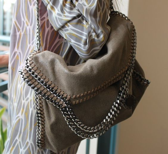 Stella McCartney Chain-Trimmed Bag - Google'da Ara