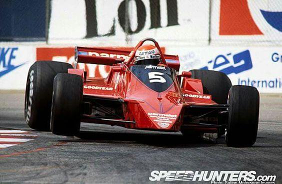 Niki Lauda Brabham BT48 Alfa Romeo LBGP 1979