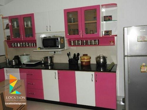 أليكم تصاميم مطابخ المنيوم 2018 2019 بأحدث ديكورات المطابخ الألمونيوم حيث تعد المطابخ ركن أساسي من أركان المنزل وال House Design Kitchen Cabinets Home Decor