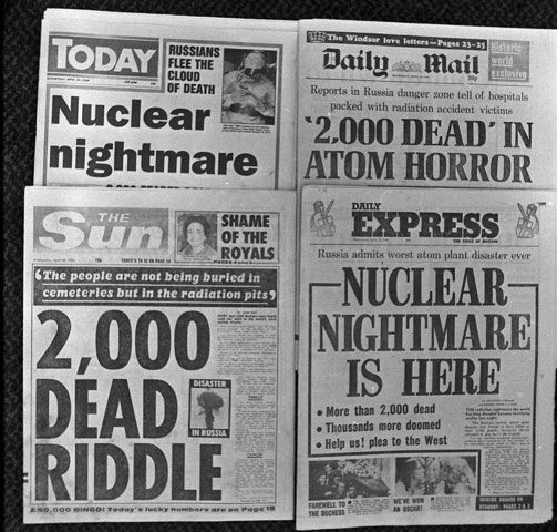 an analysis of the chernobyl nuclear disaster The nuclear energy sector, three mile island nuclear reactor explosion (usa  1979), chernobyl nuclear plant explosion (ukraine then ussr 1986) and the.