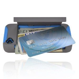 Incipio iPhone 4/4s, stowaway your credit cards and money!