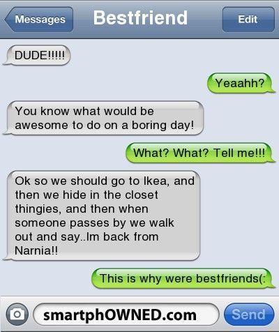 Lol...too funny.