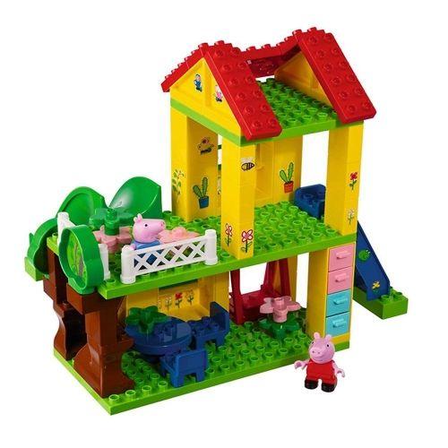 Peppa Pig Playground Construction Set