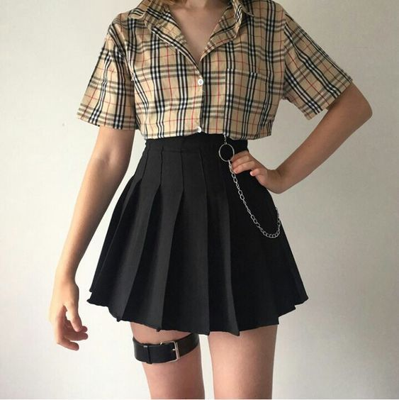 Korean Style Gabby Styles Cool Fashion Korean Fashion Trends Edgy Outfits