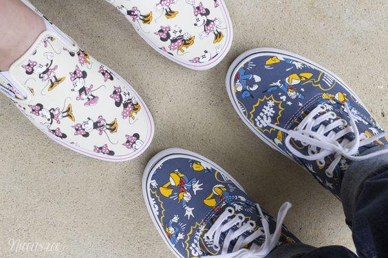 Disney x Vans