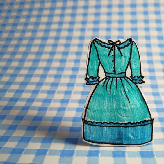 Shrink Plastic Brooches: How-To