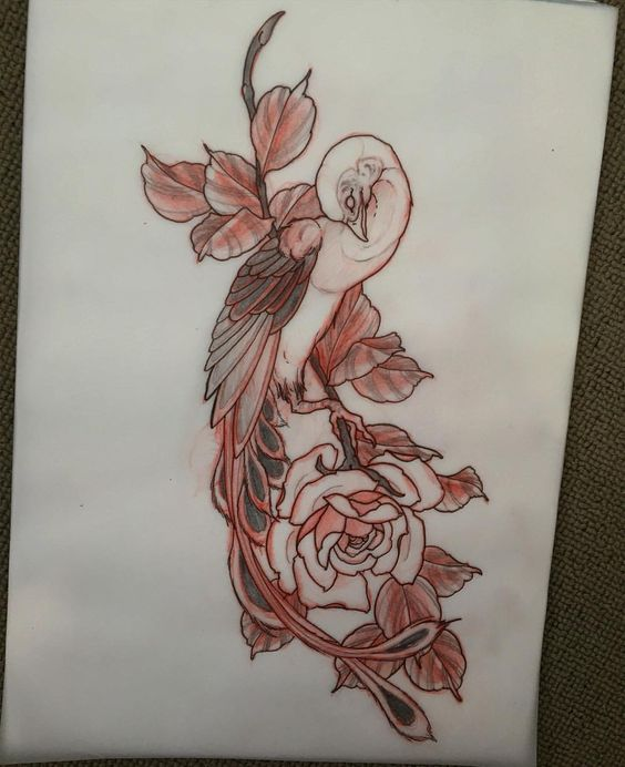 Quick idea, available to be tattooed. I have heaps of time this week so message me if interested in getting something cool.