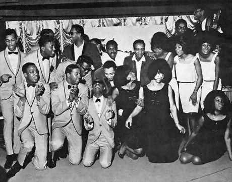 Motown Soul Revue - Legends