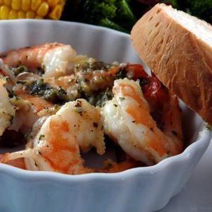 Diabetic Shrimp Scampi from Food.com, found @Edamam!