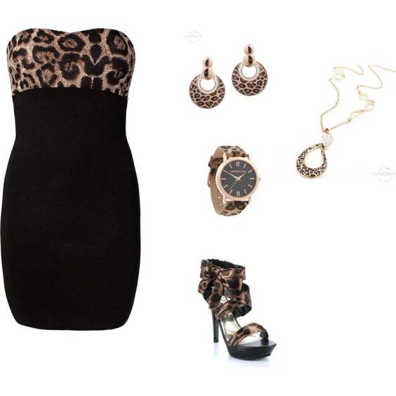cheetah outfit